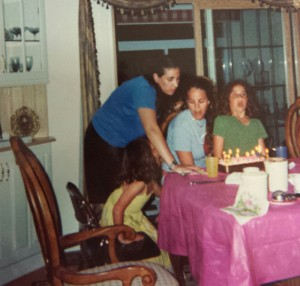 Our birthday, 2004